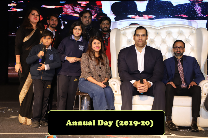 Annual Day 2019-2020